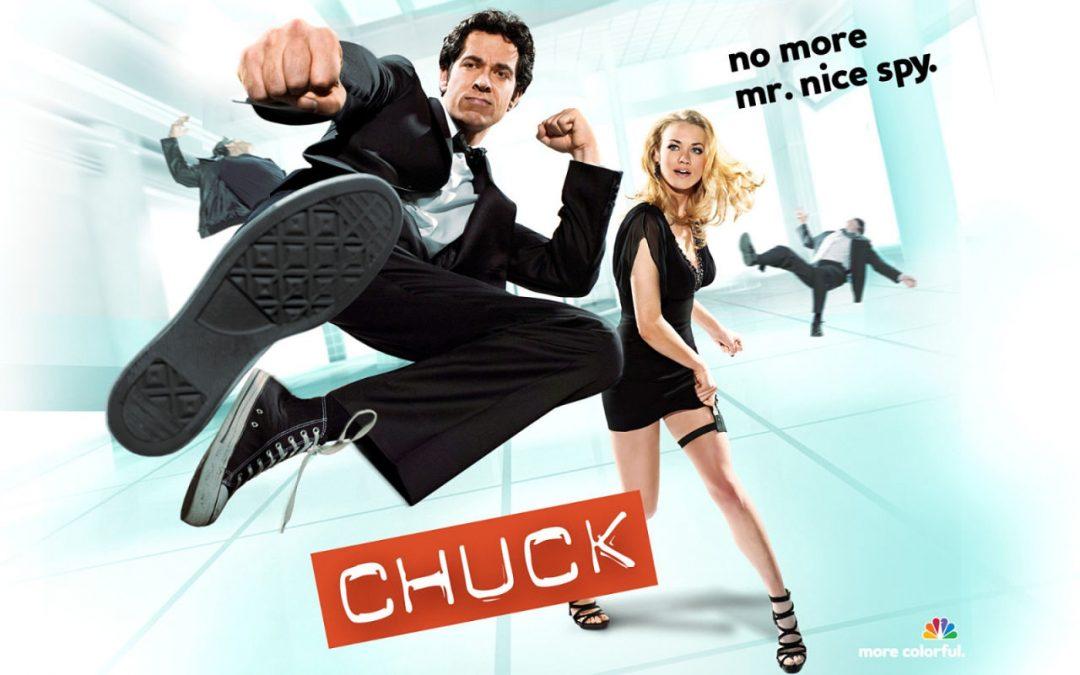 Chuck season 3 header