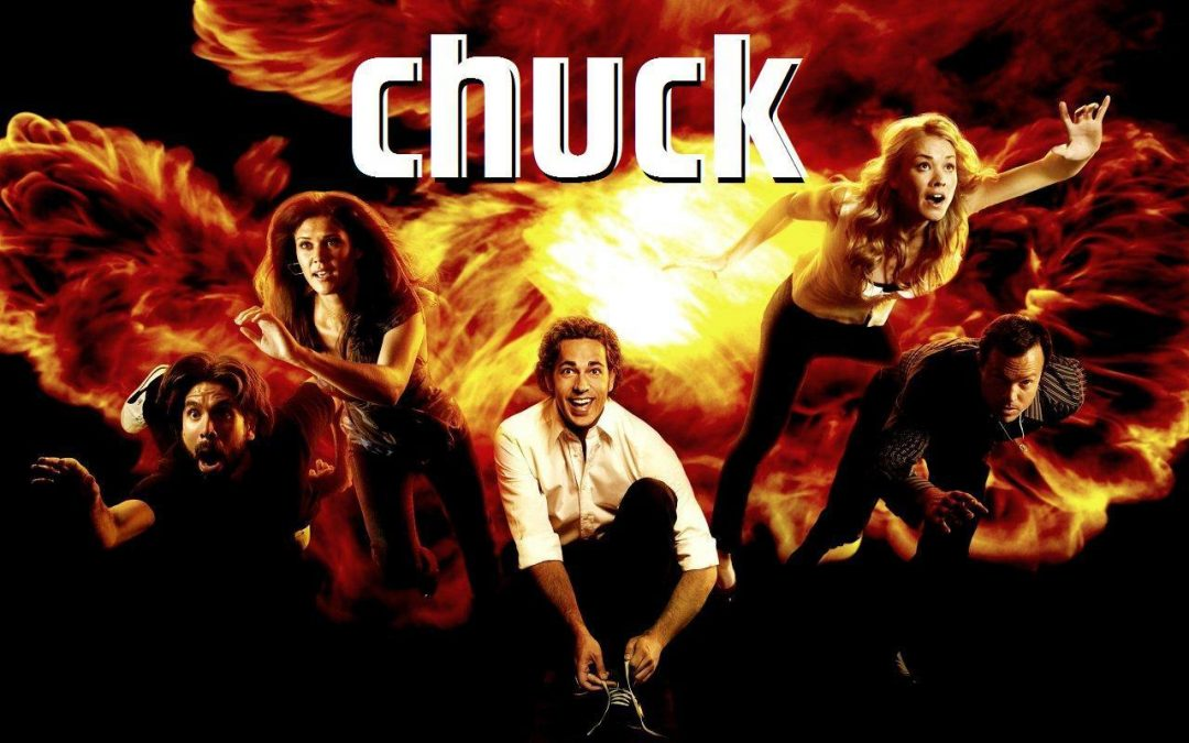 Why is Chuck a Great Show?